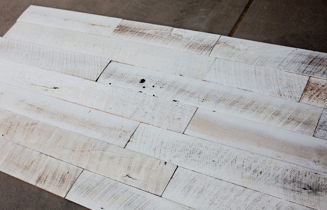 Verification and Certification of Reclaimed Wood