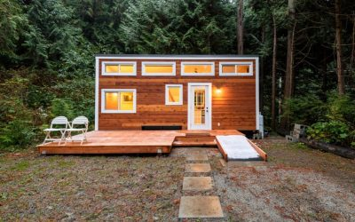 Tiny Houses Using Reclaimed Wood