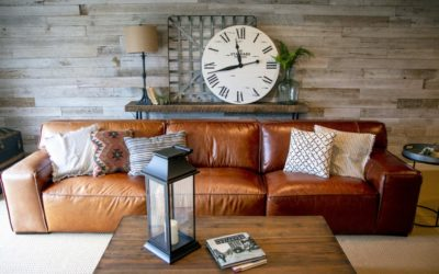 Raise the Bar For Entertaining at Home with Reclaimed Wood