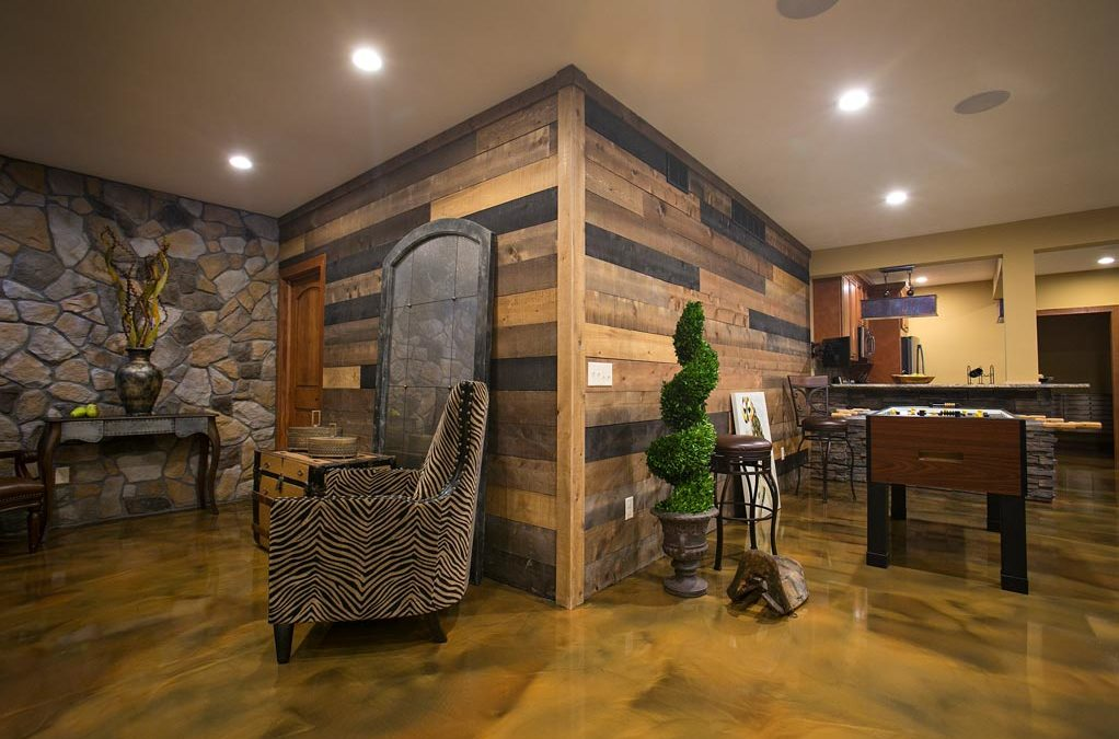 Get The Look Of Reclaimed Wood With Stikwood