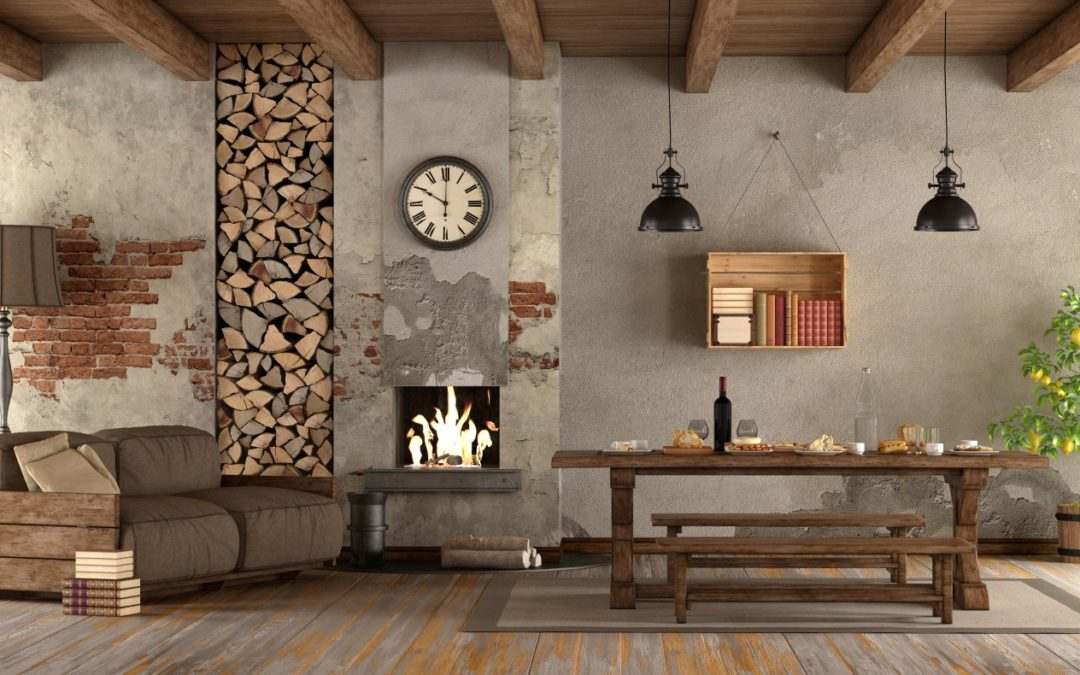 Colorado Custom Home Builders Love Reclaimed Wood!