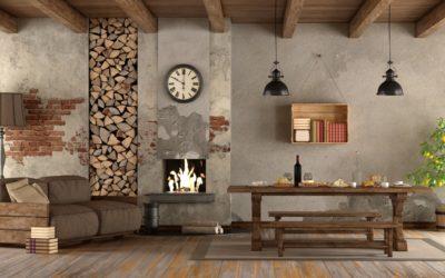 Colorado Custom Home Builders Love Reclaimed Wood!