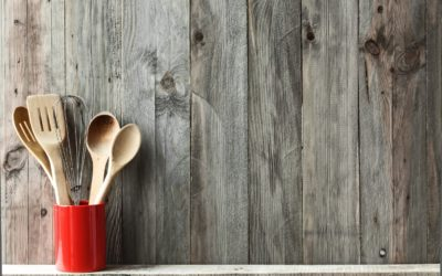 Reclaimed Wood In Kitchens | Is It Safe?