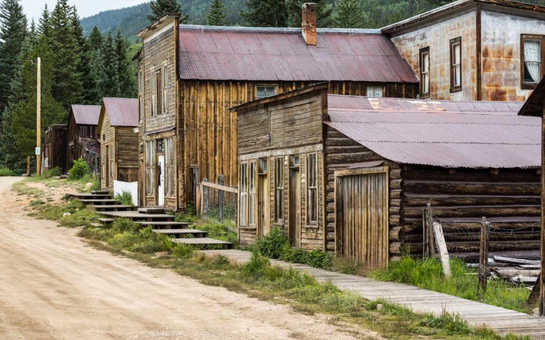 Colorado's Ghost Towns & Reclaimed Wood