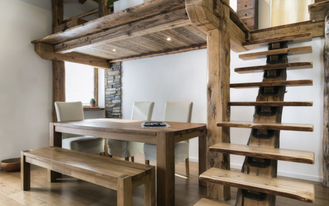 Design Ideas with Reclaimed Wood