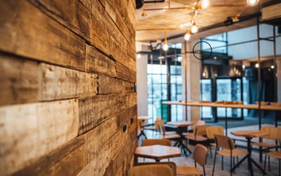 Helping Your Brand with Reclaimed Wood